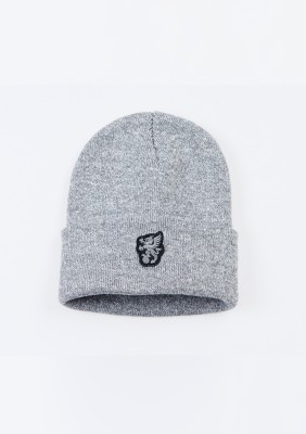 "Winter Hat ""North Pole"" Grey"