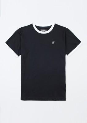 """T-shirt """"PG Ringer"""" Black"""