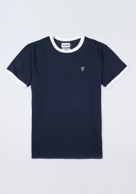 """T-shirt """"PG Ringer"""" Navy"""