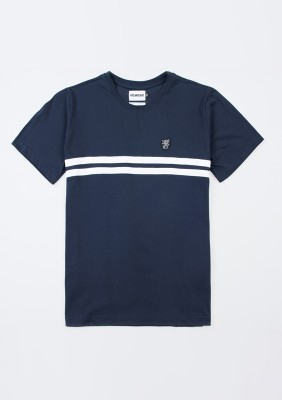 "T-shirt ""Basic Stripes"" Navy"