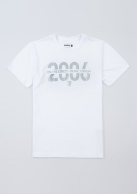 "T-shirt ""Motto"" White"