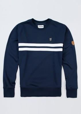"Sweatshirt ""Basic Stripes"" Navy"