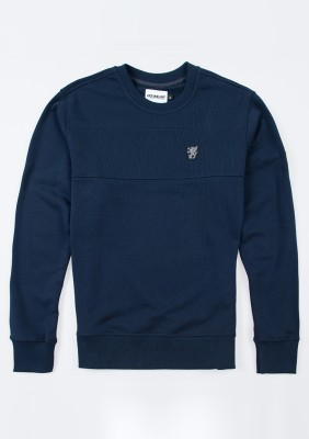 "Sweatshirt ""Casual"" Navy"