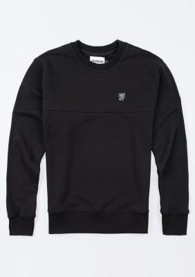 "Sweatshirt ""Casual"" Black"