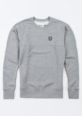 "Sweatshirt ""Casual"" Grey"