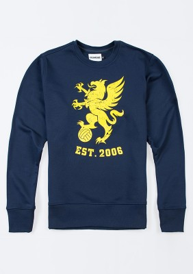 "Sweatshirt ""Gryphon BIG"" Navy"