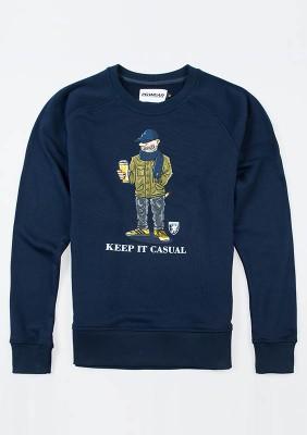 """Sweatshirt """"Keep It Casual"""""""