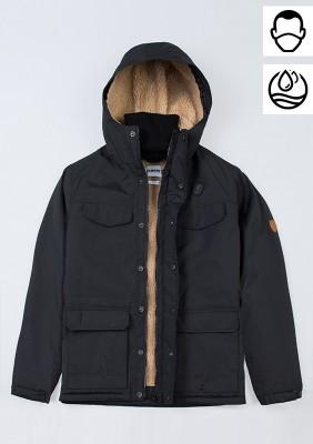 """Mask Jacket """"Army"""" Black"""