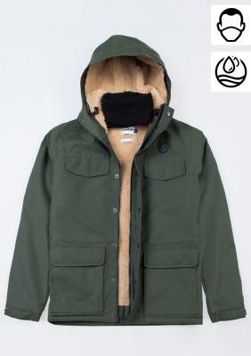 """Mask Jacket """"Army"""" Olive"""