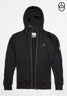 "Full Face Hoodie ""Tactical"" Black"