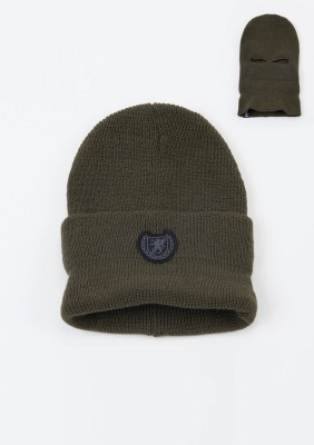 "Hat ""Troublemaker"" Olive"