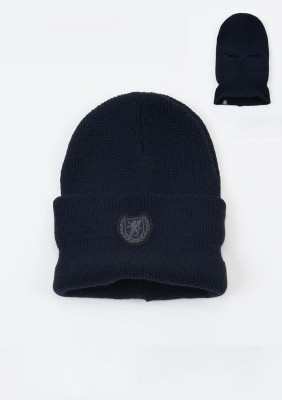 "Hat ""Troublemaker"" Dark Blue"