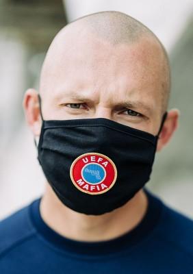 Maska UEFA MAFIA