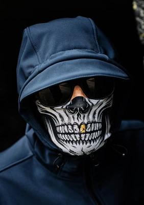 Neck Cover Skull