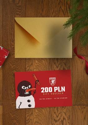 Geschenkgutschein - Weihnachten 200