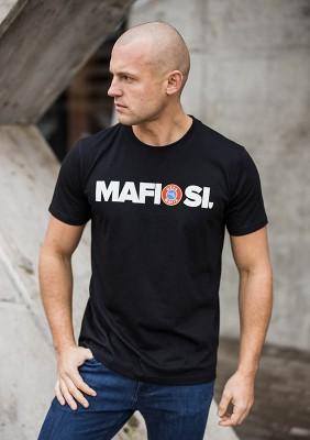 T-shirt Mafiosi Black