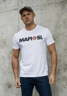 T-shirt Mafiosi White