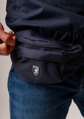 """Belt Bag """"Flame"""" Navy"""