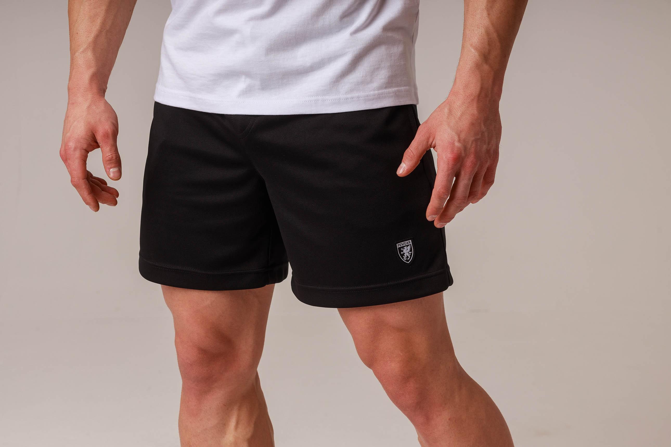"Shorts ""Sporting"" Black"