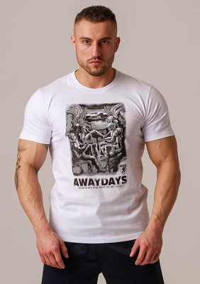 "T-shirt ""Awaydays"""