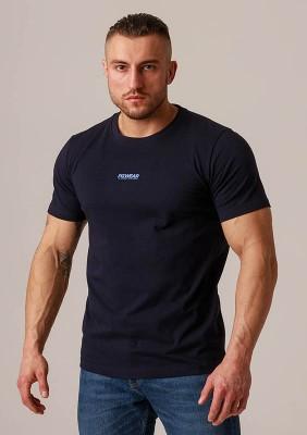 """T-shirt """"Credo"""" Navy"""
