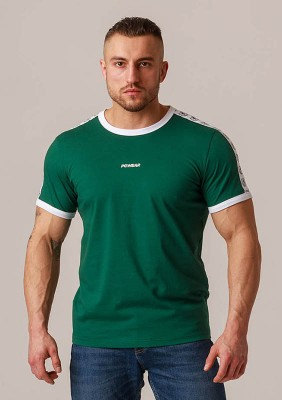 "T-shirt ""Ribbon"" Green"