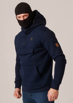 "Full Face Hoodie ""Armory"" Navy"