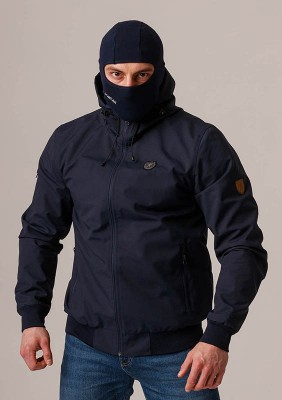 "Full Face Jacket ""Capo"" Navy"