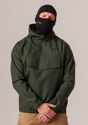 "Full Face Jacket ""Contraband"" Green"