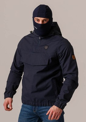 "Full Face Jacket ""Contraband"" Navy"