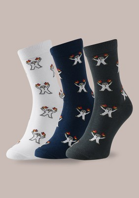 "Socks Set ""Flares"""