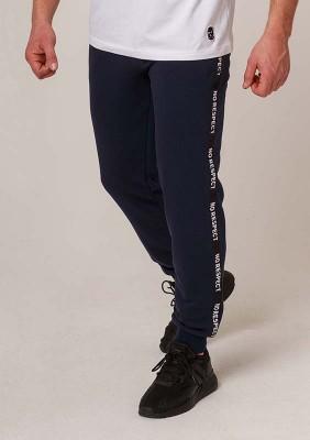 NRBSS202112 Sweatpants NO RESPECT Navy S