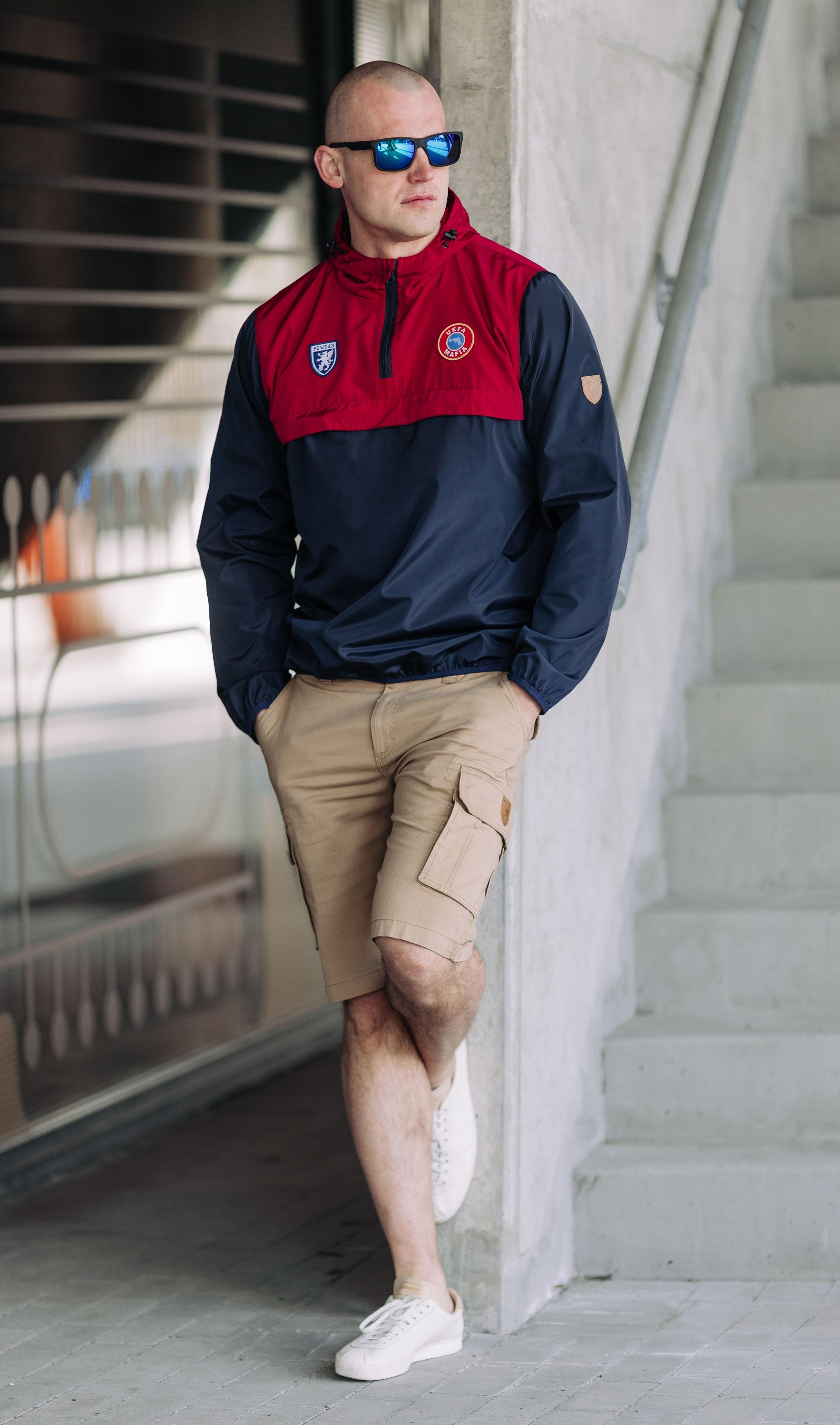 Full Face Packable Jacket UEFA-MAFIA RN