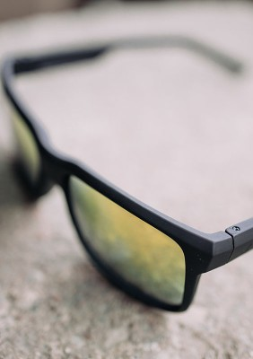 SS21 Okulary NO FACE-NO CASE II YELLOW