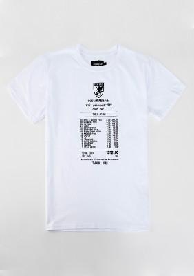 T-shirt Receipt
