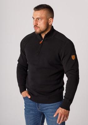 """Sweater """"Oak"""" Black"""