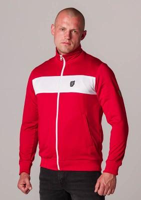 "Retro Jacket ""Vintage`21"" Red"