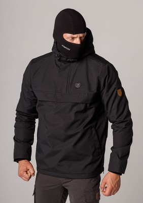 """Full Face Jacket """"Attack"""" Black"""