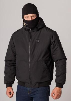 """Full Face Jacket """"Dodger"""" Black"""