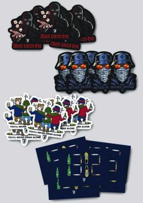 """Stickers Set """"AW21"""""""