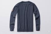 Sweter Grand Ciemnoszary