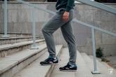 Spodnie Dresowe Sprint Szare