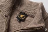 Sweter Regular Beżowy