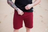 Shorts Athletic Maroon