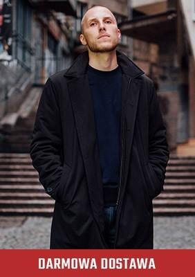 Płaszcz Superior Black