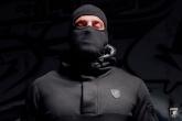 Full Face Kapuzenpullover Frontline`18 Black
