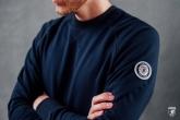 Sweatshirt Regular Navy