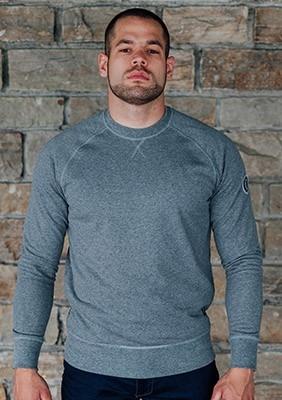 Sweatshirt Regular Grey
