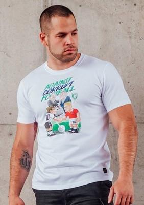 T-shirt Corrupt Football