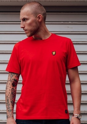 T-shirt Basic Red